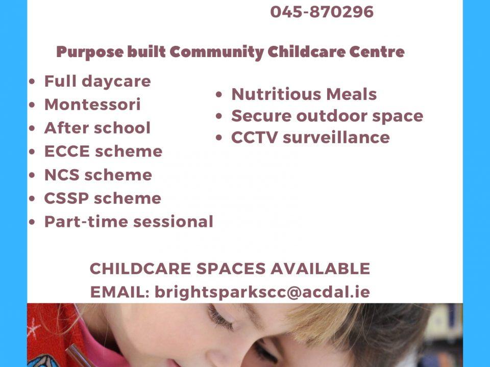 Bright Sparks Community Creche